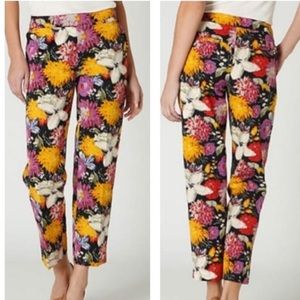Elevensies bold floral trouser 4